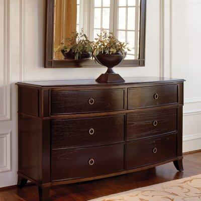 Brownstone Furniture Metropolitan 6 Drawer Dresser