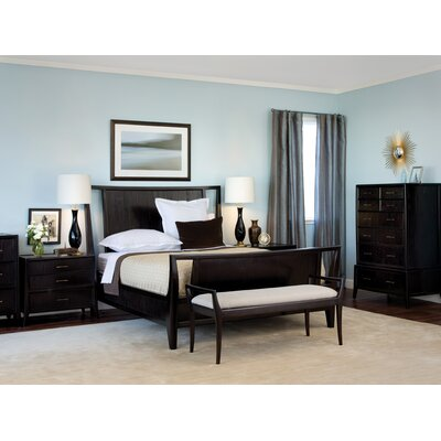 Brownstone Furniture Marin Sleigh Bedroom Collection