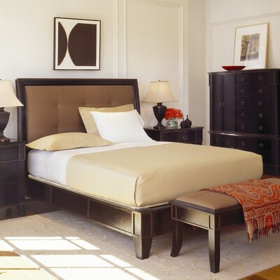 Brownstone Furniture Metropolitan Upholstered Bedroom Collection