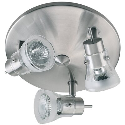 Canarm Orion 3 Light Wall Fixture/Flush Mount