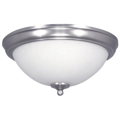 Canarm Paris 3 Light Flush Mount