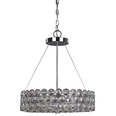 Canarm Alice 3 Light Chandelier