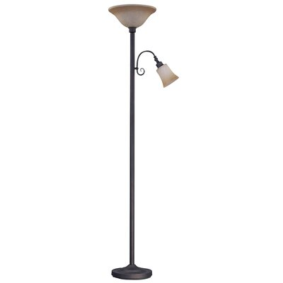 Canarm Royal Flamenco 2 Light Floor Lamp
