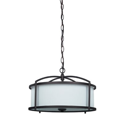 Abbot 3 Light Chandelier