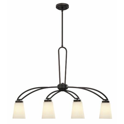 Canarm Somerset 4 Light Chandelier