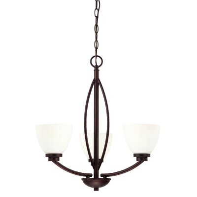 Miller 3 Light Chandelier