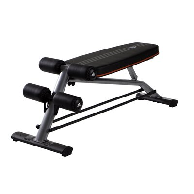 Adidas Crunch Board Adjustable Utility Bench