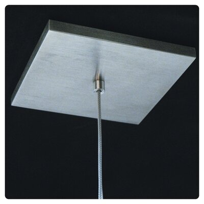 Cerno Laurus 1 Light Low Profile Pendant