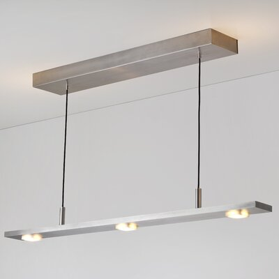 Cerno Brevis 5 Light Linear Pendant