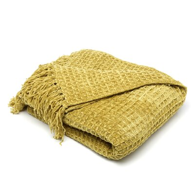 Bedford Cottage Shenandoah Acrylic Decorative Blanket