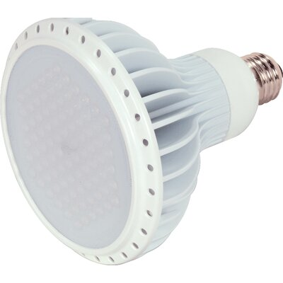 Satco KolourOne LED PAR38 Lamp in White