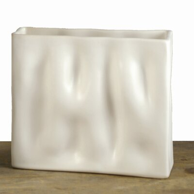 Alex Marshall Studios Mini Rectangle Ripple Vase