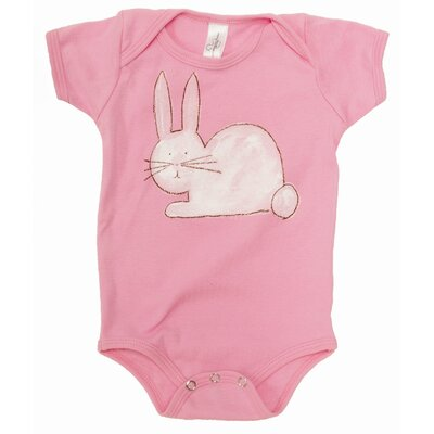 Alex Marshall Studios Bunny One-Piece in Pink