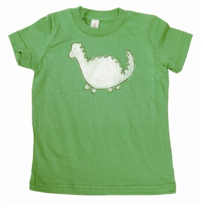 Alex Marshall Studios Dinosaur T Shirt in Green