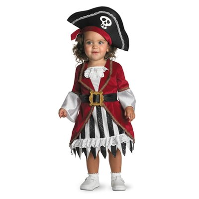 Disguise Costumes Pirate Princess Costume