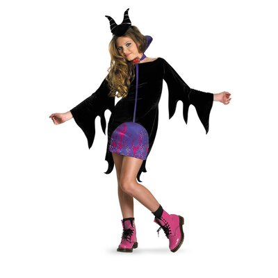 Disguise Costumes Maleficent Tween Costume