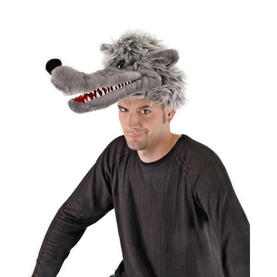 Elope Costumes Big Bad Wolf Costume Hat