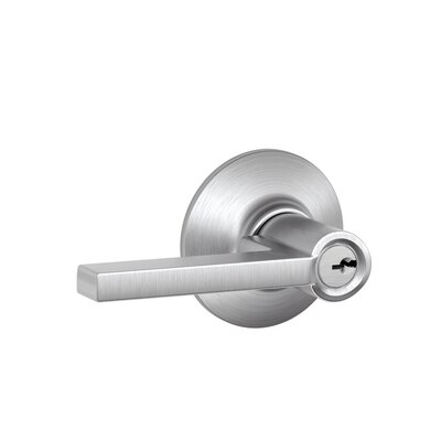 Schlage Latitude Keyed Entry Lever