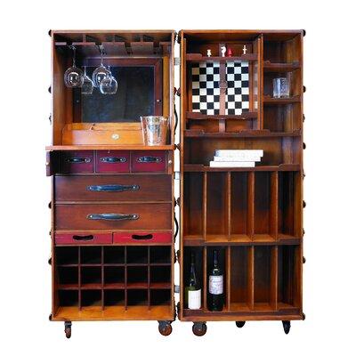 Stateroom Bar Cabinet