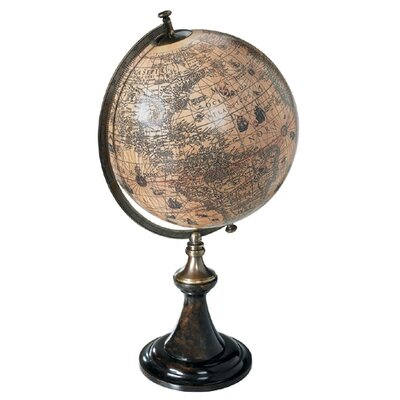 Authentic Models Classic Hondius Globe with Stand