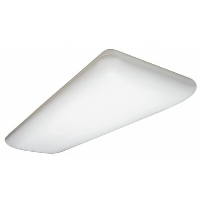 Lithonia Lighting 4 Light 32W Litepuff Linear