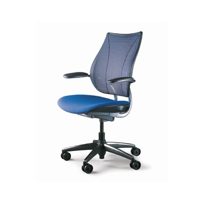 Humanscale Mid-Back Liberty Office Chair with Arms