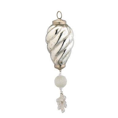 Barreveld International Christmas Ornament with Tassle