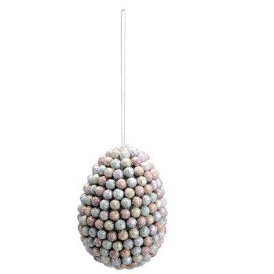 Barreveld International Glitter Egg Ornament