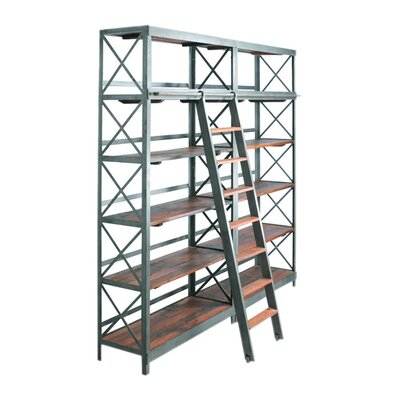 "Barreveld International 90"" Bookcase"