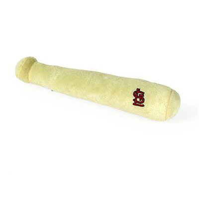 Sporty K9 MLB Plush Dog Baseball Bat Toy