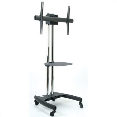 "Premier Mounts LCD / Plasma Nesting Cart with 72"" Poles (26"" - 61"" Screens)"
