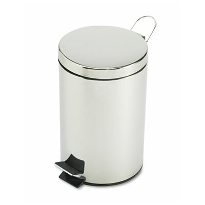 Rubbermaid Commercial Products 3.5-Gal. Round Medi-Can