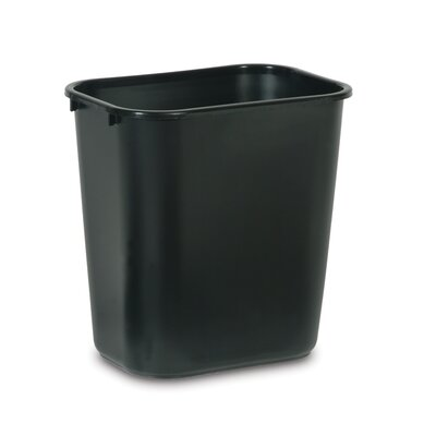 Rubbermaid Commercial Products 7-Gal. Medium Soft Wastebasket