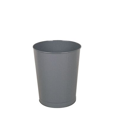Rubbermaid Commercial Products 11-Gal. Large Round Wastebasket