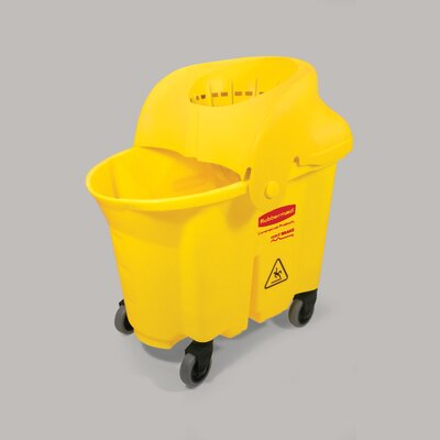 Rubbermaid Commercial Products WaveBrake Institutional Combo - 35 qt.