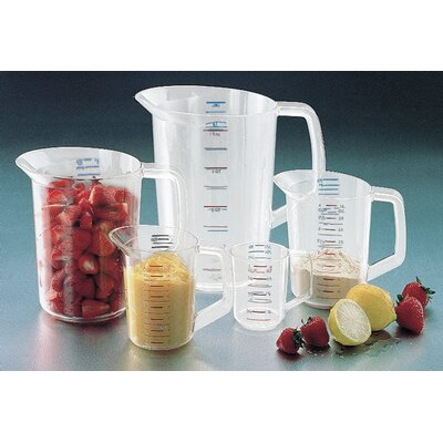Rubbermaid Commercial Products Bouncer Measuring Cup (1 cup)