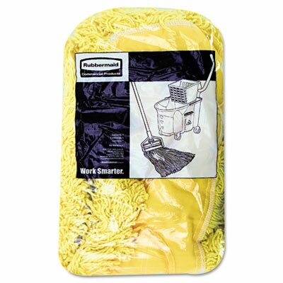 "Rubbermaid Commercial Products Trapper Commercial Dust Mop, 24"" Wide"