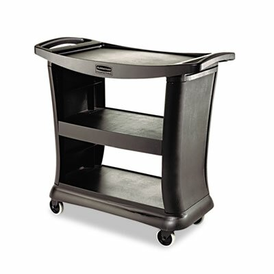 "Rubbermaid Commercial Products 38"" Executive Service Cart"