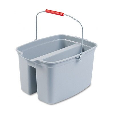 Rubbermaid Commercial Products Double Utility Pail