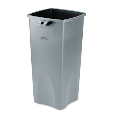 Rubbermaid Commercial Products Untouchable Square Container