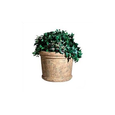 "Rubbermaid Commercial Products Milan 24"" Round Pot Planter"