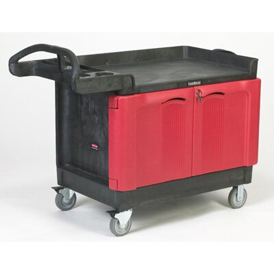 "Rubbermaid Commercial Products 38.25"" Trade Master Cart"