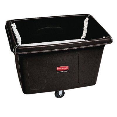 Rubbermaid Commercial Products Spring Platform Truck