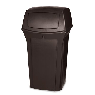 Rubbermaid Commercial Products Ranger Fire-Safe Container in Brown