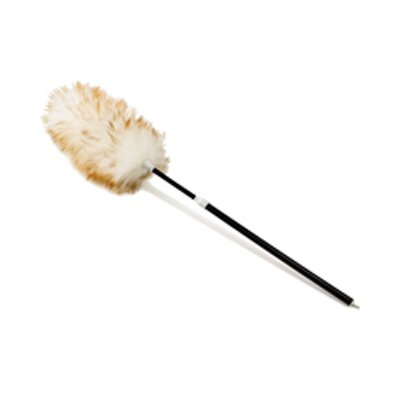 Rubbermaid Commercial Products Telescoping Lamb's Wool Duster with Handle