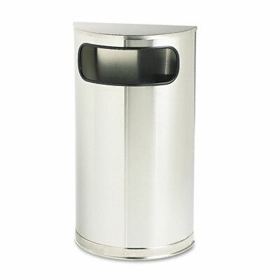 Rubbermaid Commercial Products European & Metallic Series Receptacle
