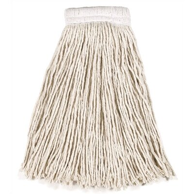 "Rubbermaid Commercial Products Value Pro Cotton Mop Head - 5"" (set of 12) (Set of 12)"