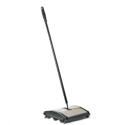 Manual Dual Action Floor Sweeper Wayfair