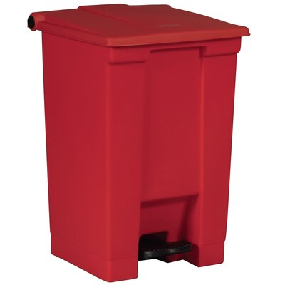 Rubbermaid Commercial Products Step On Waste Container - 12 Gallon