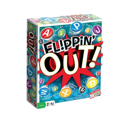 Endless Games Flippin Out! Game
